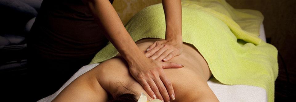 Milford massage therapist